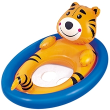 Bestway Lil Animal Pool Float Tiger