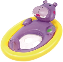 Bestway Lil Animal Pool Float Hippo
