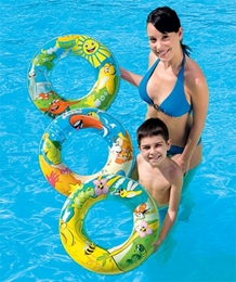 Bestway Designer Swimming Ring