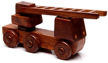Ecojoy Wooden Larry Lorry