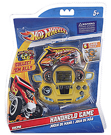 Hot Wheels Electronic Handheld - Video Game