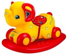 Girnar Elephant 2 In 1 Rocker