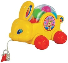 Anand Bunny Toy - Multi Color