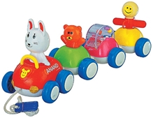 Anand Happy Babies Toy - LW-AT031