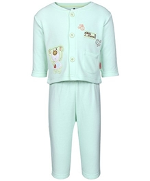 Child World - Full Sleeves Printed Night Suit