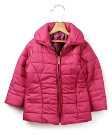 Beebay - Full Sleeves Quilted Jacket