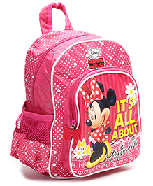 Disney Minnie School Bag - Its All About Minnie