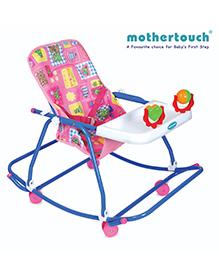 Mothertouch 3 In 1 Walker Deluxe - Pink