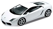 Welly - Lamborghini Gallardo White