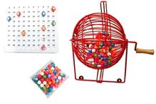 Bingo - Tambola Bingo Cage Set