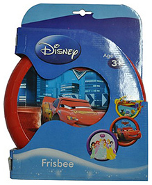 Disney Pixar Car - Frisbee Red