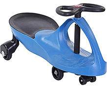 Fab N Funky Manual Push Swing Ride On 76 X 32 X 41 Cm, Sturdy And Light In Weight, A Fantastic Vehicle For Your...