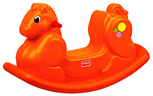 Eduplay - Rocking Horse Rocker NP 4311 Orange