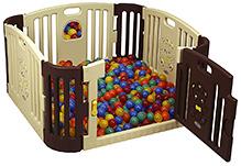 Eduplay - Baby Bear Zone GP 8011 Beige