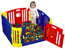 Eduplay - Baby Bear Zone GP 8011 Red