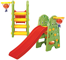 Eduplay - Baby Bear Slide - Multi Colour