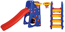 Eduplay Friend Slide - Multi Colour