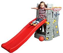 Eduplay Grand Slide Kingdom Grey And Red