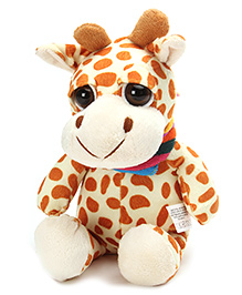 Off White 3 Years and above, 21 cm, Soft and cute toy made of high quality material...