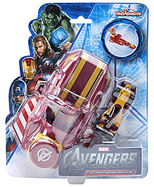 Majorette The Avengers Iron Man Speed Booster