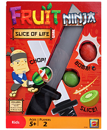 Mattel Fruit Ninja - Slice Of Life Game