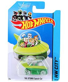 Hotwheels Worldwide Basic Car