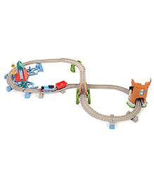 Fisher Price Thomas & Friends Trackmaster Motorized Railway King Of The Railway - Thomas Castle Quest Set
