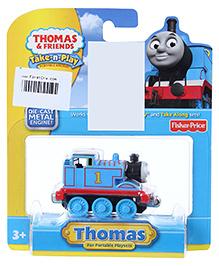 Fisher Price Thomas & Friends Take N Play Portable Railway - Thomas