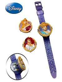 Disney Princess Wrist Watch - Purple