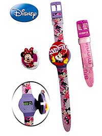 Disney Minnie Watch - Purple