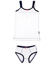 Claesens Singlet Slip And Panty Set