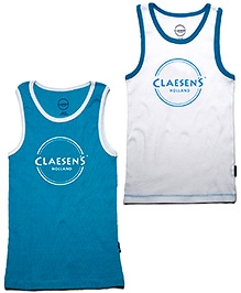 Claesens Sleeveless Set Of 2 Printed Vest