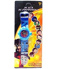 Kid Krrish Projector Wristband
