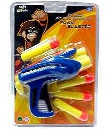 Kid Krrish Foam Blaster - Blue