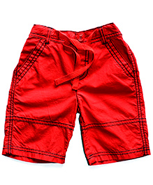Wow Mom Crushed Shorts - 4 Pockets