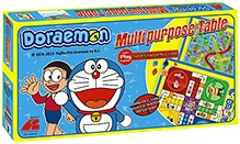 Doraemon Multipurpose Table - Slides Ladders And Ludo