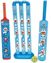 Doraemon Cricket Set