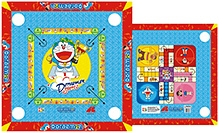 Doraemon 2 In 1 Carrom Board With Ludo