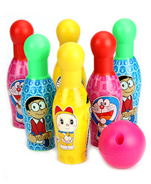 Doraemon Bowling Set - Small