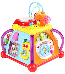 Mee Mee Multi Activity Box Musical Toy