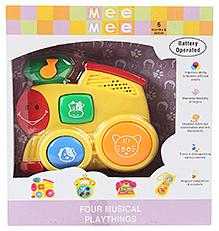 Mee Mee Musical Playthings Toy