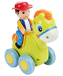 Mee Mee Charming Colt Pull Along Toy