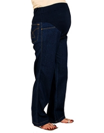 Morph Dark Blue Denim Pant