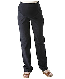 Morph Smoky Black Maternity Jeans