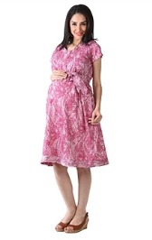 Morph Trendy Pink Dress
