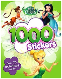 Parragon Disney Fairies 1000 Stickers Book