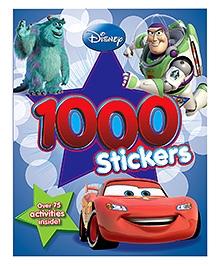 Parragon Disney Pixar 1000 Sticker Book
