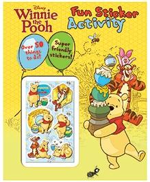 Parragon Disney Winnie The Pooh - Fun Sticker Activity
