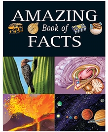Parragon Amazing Book Of - Facts