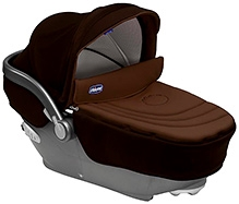 Chicco I-Move Carrycot - Brown